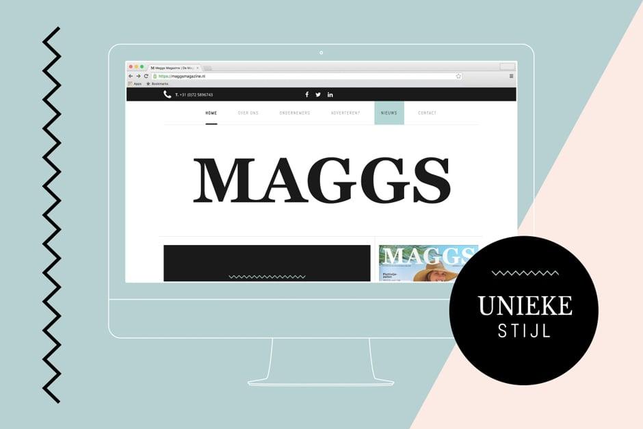 Maggs magazine